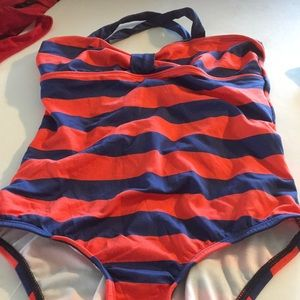 Splendid one piece bathing suit size 14